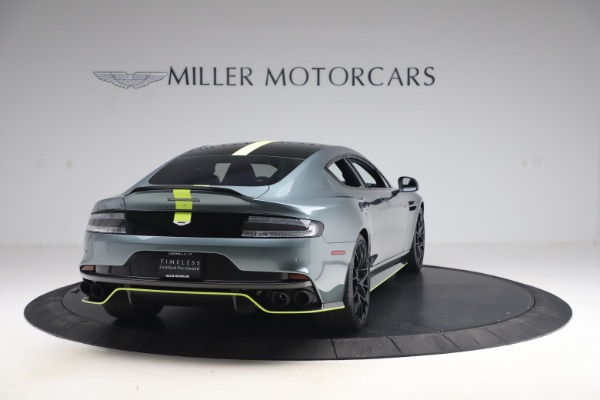 Used 2019 Aston Martin Rapide AMR Sedan for sale $187,900 at Aston Martin of Greenwich in Greenwich CT 06830 6