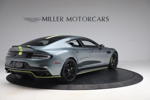Used 2019 Aston Martin Rapide AMR Sedan for sale $187,900 at Aston Martin of Greenwich in Greenwich CT 06830 7