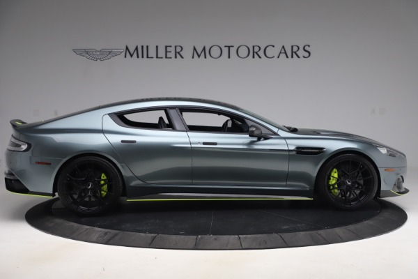 Used 2019 Aston Martin Rapide AMR Sedan for sale $187,900 at Aston Martin of Greenwich in Greenwich CT 06830 8