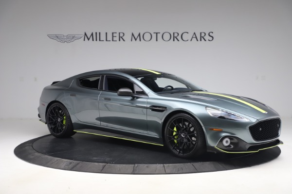Used 2019 Aston Martin Rapide AMR Sedan for sale $187,900 at Aston Martin of Greenwich in Greenwich CT 06830 9