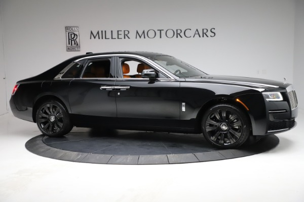 New 2021 Rolls-Royce Ghost for sale Sold at Aston Martin of Greenwich in Greenwich CT 06830 12