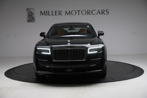 New 2021 Rolls-Royce Ghost for sale Sold at Aston Martin of Greenwich in Greenwich CT 06830 2