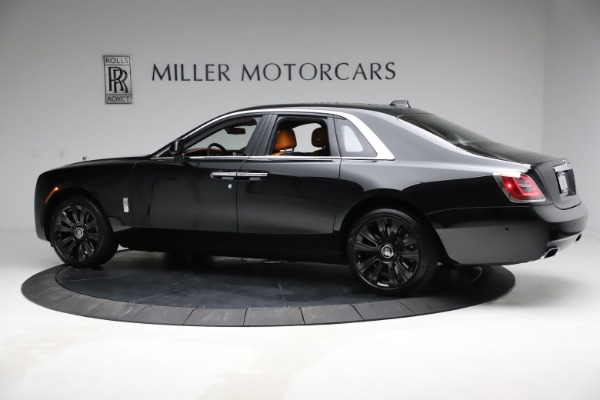 New 2021 Rolls-Royce Ghost for sale Sold at Aston Martin of Greenwich in Greenwich CT 06830 5