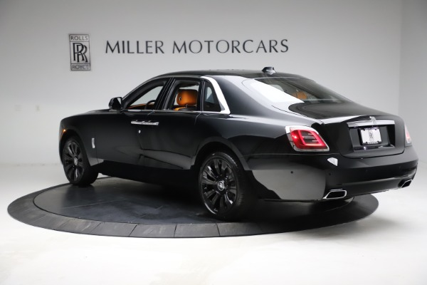 New 2021 Rolls-Royce Ghost for sale Sold at Aston Martin of Greenwich in Greenwich CT 06830 6
