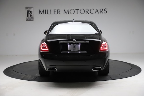 New 2021 Rolls-Royce Ghost for sale Sold at Aston Martin of Greenwich in Greenwich CT 06830 7