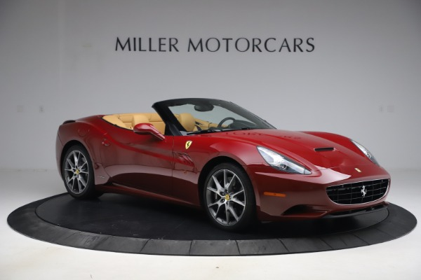 Used 2014 Ferrari California 30 for sale Sold at Aston Martin of Greenwich in Greenwich CT 06830 10