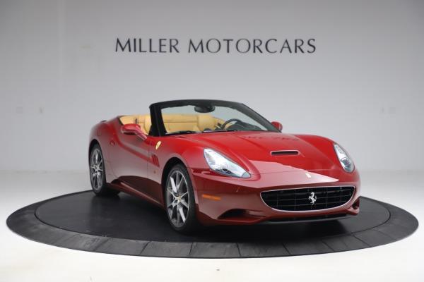 Used 2014 Ferrari California 30 for sale Sold at Aston Martin of Greenwich in Greenwich CT 06830 11