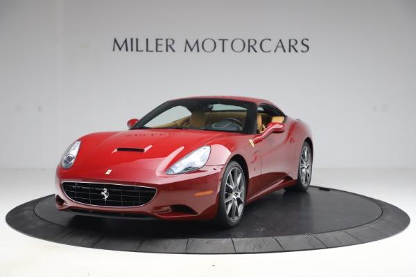 Used 2014 Ferrari California 30 for sale Sold at Aston Martin of Greenwich in Greenwich CT 06830 13