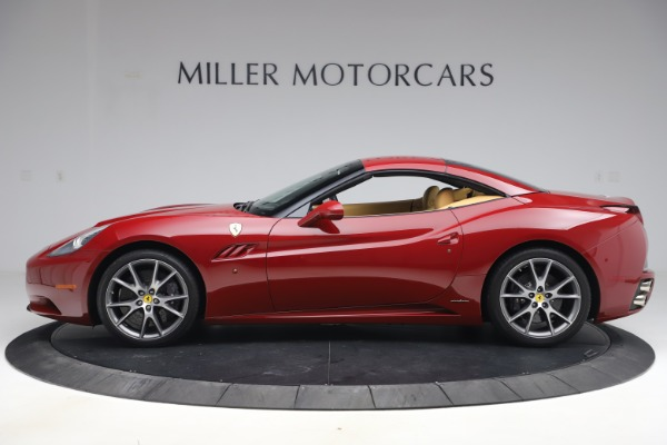 Used 2014 Ferrari California 30 for sale Sold at Aston Martin of Greenwich in Greenwich CT 06830 14