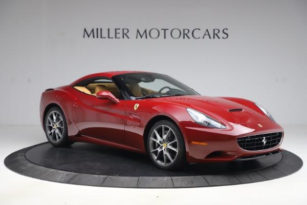Used 2014 Ferrari California 30 for sale Sold at Aston Martin of Greenwich in Greenwich CT 06830 18