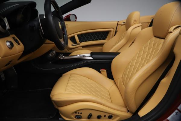 Used 2014 Ferrari California 30 for sale Sold at Aston Martin of Greenwich in Greenwich CT 06830 20