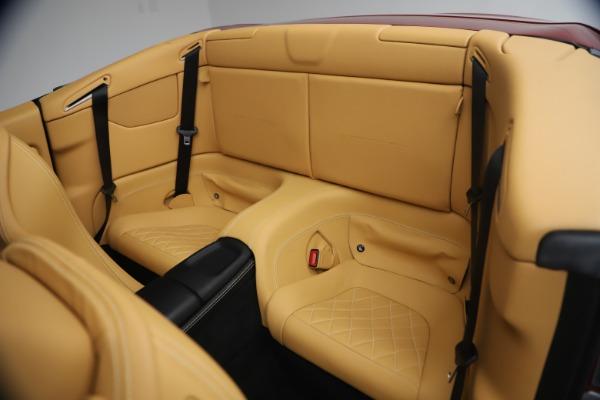 Used 2014 Ferrari California 30 for sale Sold at Aston Martin of Greenwich in Greenwich CT 06830 22