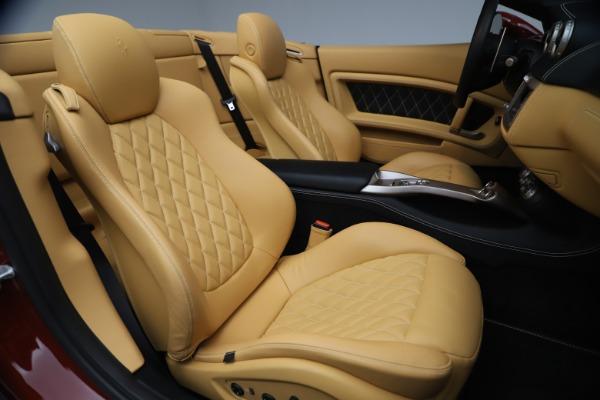 Used 2014 Ferrari California 30 for sale Sold at Aston Martin of Greenwich in Greenwich CT 06830 26