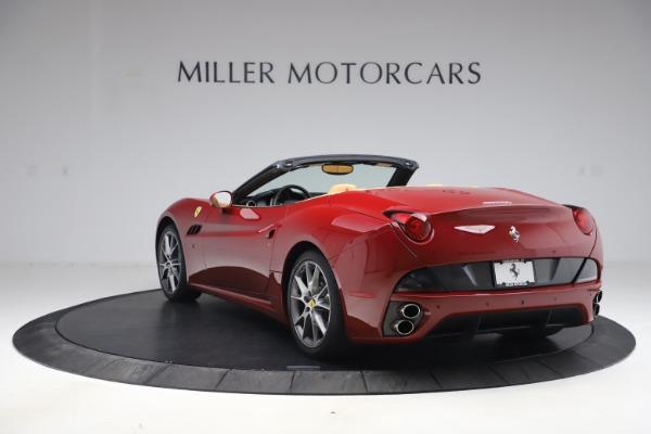 Used 2014 Ferrari California 30 for sale Sold at Aston Martin of Greenwich in Greenwich CT 06830 5