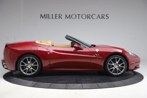 Used 2014 Ferrari California 30 for sale Sold at Aston Martin of Greenwich in Greenwich CT 06830 9