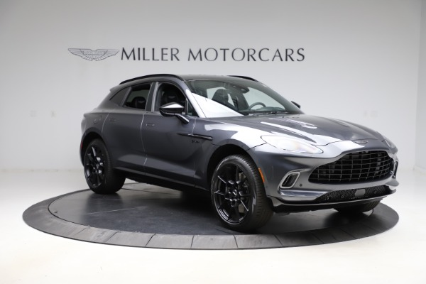 New 2021 Aston Martin DBX for sale $201,586 at Aston Martin of Greenwich in Greenwich CT 06830 10