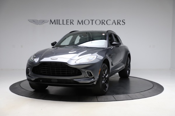 New 2021 Aston Martin DBX for sale $201,586 at Aston Martin of Greenwich in Greenwich CT 06830 12
