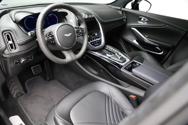 New 2021 Aston Martin DBX for sale $201,586 at Aston Martin of Greenwich in Greenwich CT 06830 13
