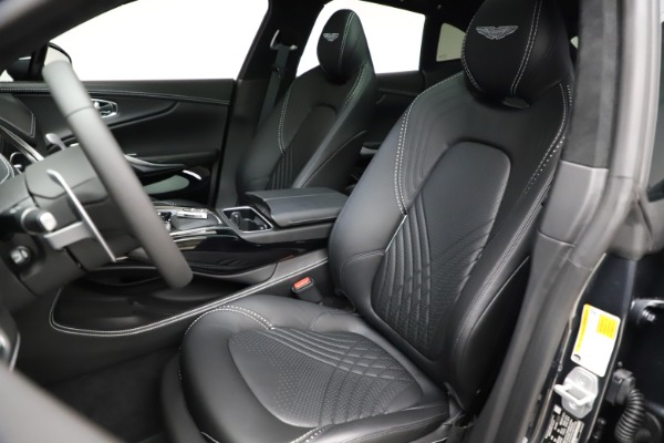 New 2021 Aston Martin DBX for sale $201,586 at Aston Martin of Greenwich in Greenwich CT 06830 15