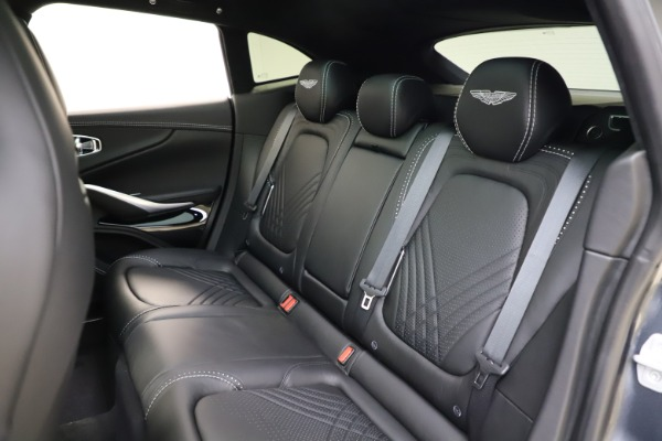 New 2021 Aston Martin DBX for sale $201,586 at Aston Martin of Greenwich in Greenwich CT 06830 17