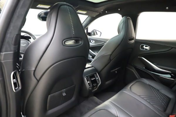 New 2021 Aston Martin DBX for sale $201,586 at Aston Martin of Greenwich in Greenwich CT 06830 19