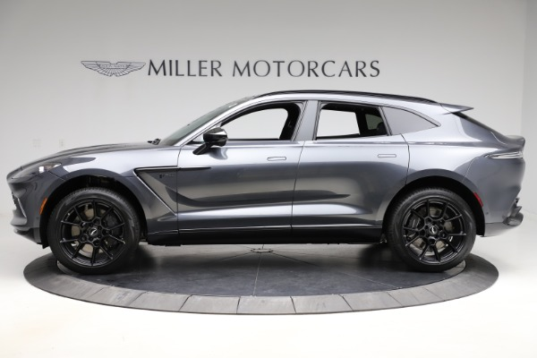 New 2021 Aston Martin DBX for sale $201,586 at Aston Martin of Greenwich in Greenwich CT 06830 2