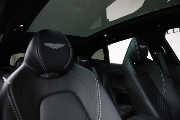 New 2021 Aston Martin DBX for sale $201,586 at Aston Martin of Greenwich in Greenwich CT 06830 22