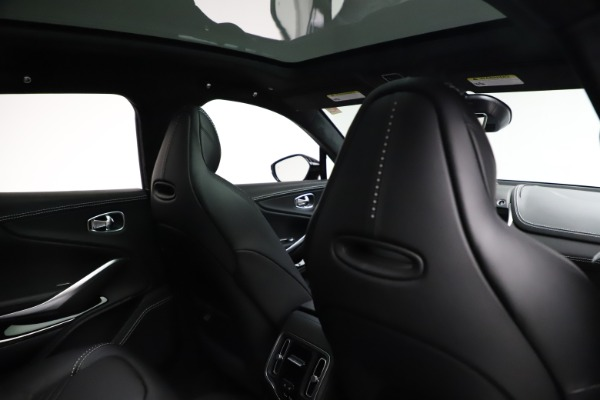 New 2021 Aston Martin DBX for sale $201,586 at Aston Martin of Greenwich in Greenwich CT 06830 23