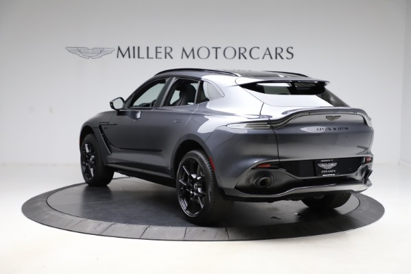 New 2021 Aston Martin DBX for sale $201,586 at Aston Martin of Greenwich in Greenwich CT 06830 4
