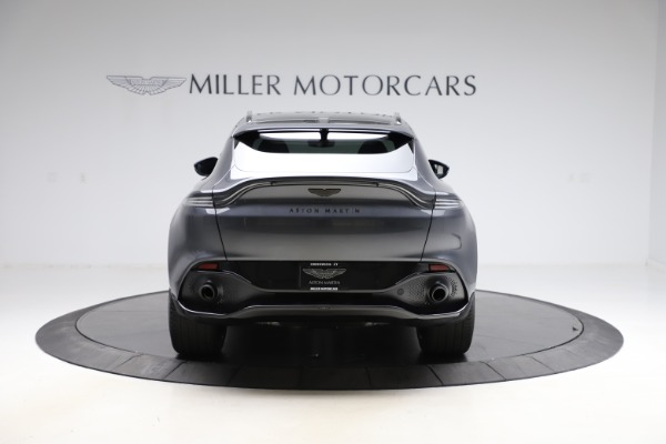 New 2021 Aston Martin DBX for sale $201,586 at Aston Martin of Greenwich in Greenwich CT 06830 5