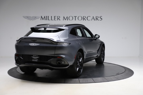 New 2021 Aston Martin DBX for sale $201,586 at Aston Martin of Greenwich in Greenwich CT 06830 6