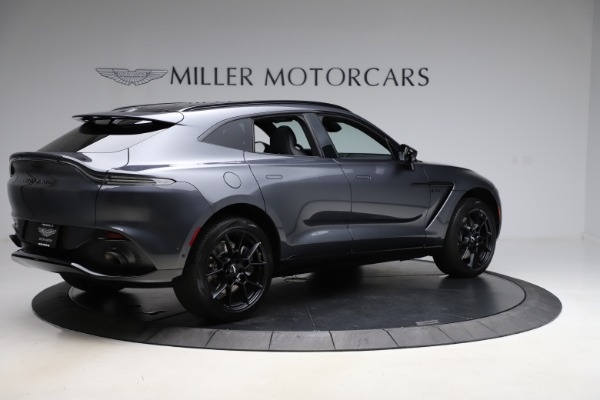New 2021 Aston Martin DBX for sale $201,586 at Aston Martin of Greenwich in Greenwich CT 06830 7