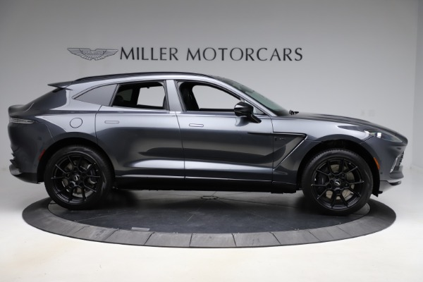 New 2021 Aston Martin DBX for sale $201,586 at Aston Martin of Greenwich in Greenwich CT 06830 8
