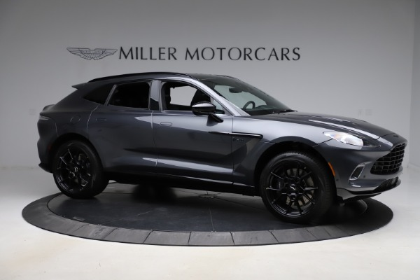 New 2021 Aston Martin DBX for sale $201,586 at Aston Martin of Greenwich in Greenwich CT 06830 9