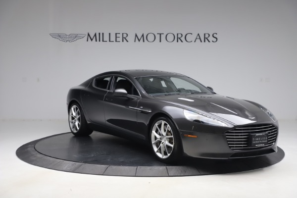 Used 2017 Aston Martin Rapide S Sedan for sale $135,900 at Aston Martin of Greenwich in Greenwich CT 06830 10