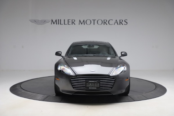 Used 2017 Aston Martin Rapide S Sedan for sale $135,900 at Aston Martin of Greenwich in Greenwich CT 06830 11