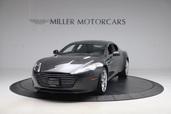 Used 2017 Aston Martin Rapide S Sedan for sale $135,900 at Aston Martin of Greenwich in Greenwich CT 06830 12