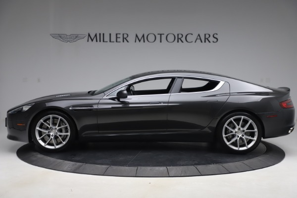 Used 2017 Aston Martin Rapide S Sedan for sale $135,900 at Aston Martin of Greenwich in Greenwich CT 06830 2