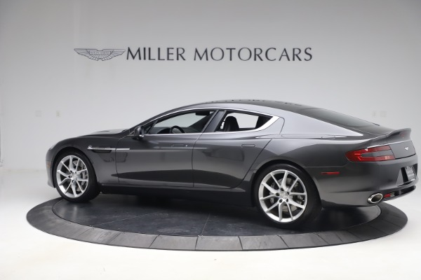 Used 2017 Aston Martin Rapide S for sale $135,900 at Aston Martin of Greenwich in Greenwich CT 06830 3