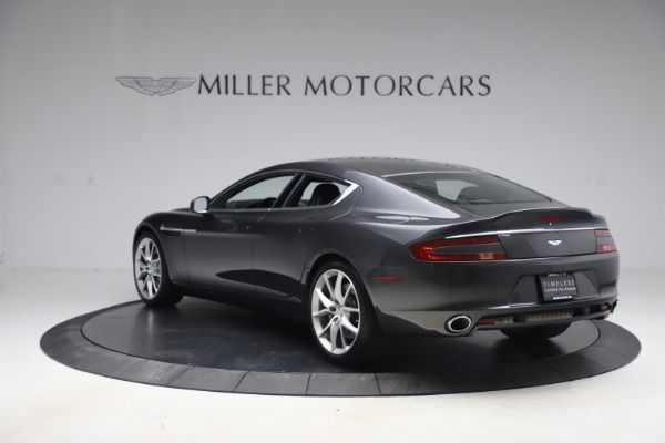 Used 2017 Aston Martin Rapide S Sedan for sale $135,900 at Aston Martin of Greenwich in Greenwich CT 06830 4