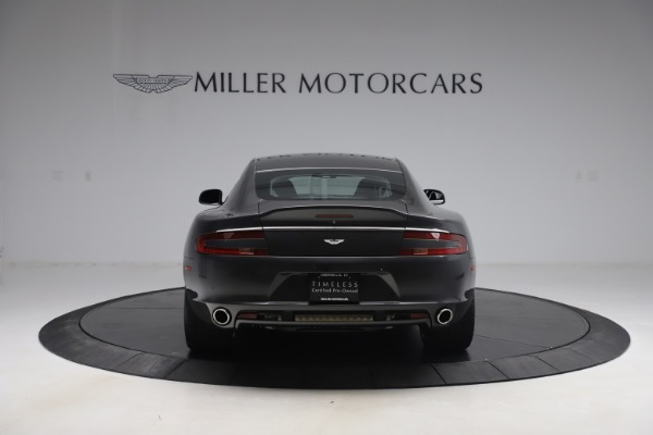 Used 2017 Aston Martin Rapide S Sedan for sale $135,900 at Aston Martin of Greenwich in Greenwich CT 06830 5