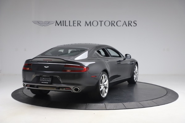 Used 2017 Aston Martin Rapide S Sedan for sale $135,900 at Aston Martin of Greenwich in Greenwich CT 06830 6