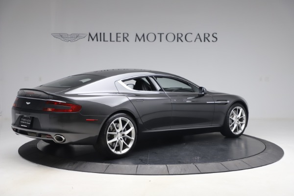 Used 2017 Aston Martin Rapide S Sedan for sale $135,900 at Aston Martin of Greenwich in Greenwich CT 06830 7