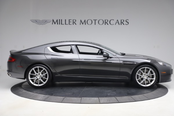 Used 2017 Aston Martin Rapide S Sedan for sale $135,900 at Aston Martin of Greenwich in Greenwich CT 06830 8