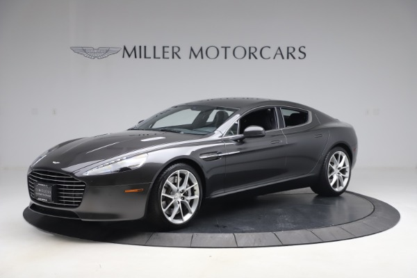 Used 2017 Aston Martin Rapide S Sedan for sale $135,900 at Aston Martin of Greenwich in Greenwich CT 06830 1