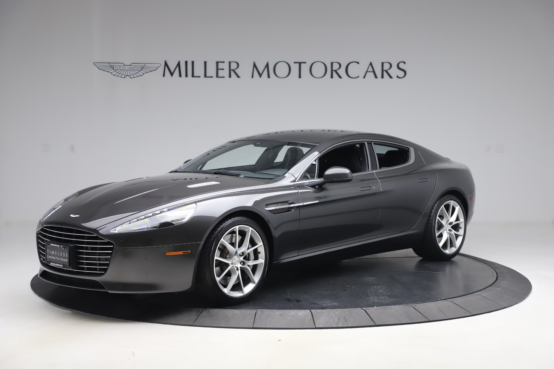 Used 2017 Aston Martin Rapide S for sale $135,900 at Aston Martin of Greenwich in Greenwich CT 06830 1