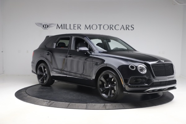 Used 2018 Bentley Bentayga Black Edition for sale $169,900 at Aston Martin of Greenwich in Greenwich CT 06830 11