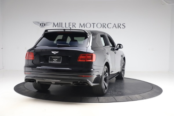 Used 2018 Bentley Bentayga Black Edition for sale $169,900 at Aston Martin of Greenwich in Greenwich CT 06830 7
