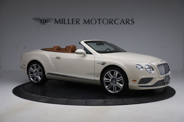 Used 2017 Bentley Continental GT W12 for sale $159,900 at Aston Martin of Greenwich in Greenwich CT 06830 10