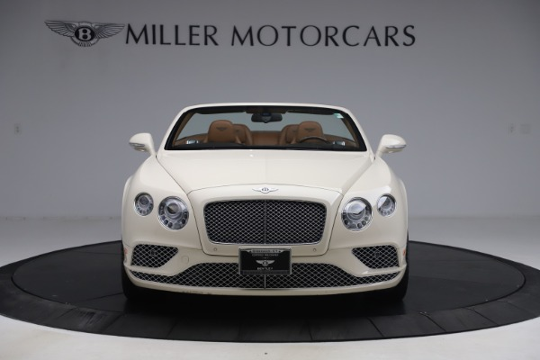 Used 2017 Bentley Continental GT W12 for sale $159,900 at Aston Martin of Greenwich in Greenwich CT 06830 12